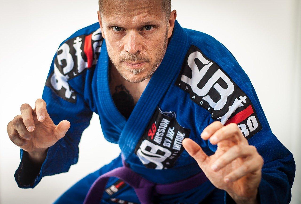 Jiu Jitsu Master